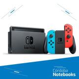 Consola Nintendo Switch 32gb Neon Rojo/azul Nueva Garantia