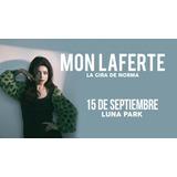 Entradas Campo Mon Laferte Luna Park 15 Septiembre Visa