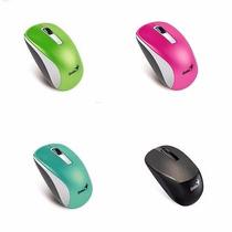 Mouse Genius Nx-7010 Inalambrico, Varios Colores