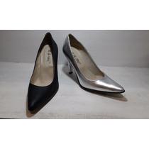Stiletto Zapato Clásico Mujer Taco Fiesta Vestir Oficina