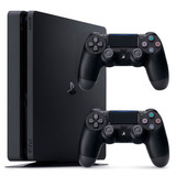 Consola Ps4 Slim Play Station 1tb 2 Joystick Nueva Sellada