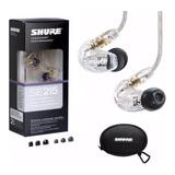 Auricular Intraural Shure Se215 Aislante / Open-toys 41 Ei