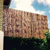Cañas Bambu Tacuara Cercos Techos Colocacion Sin Cargo