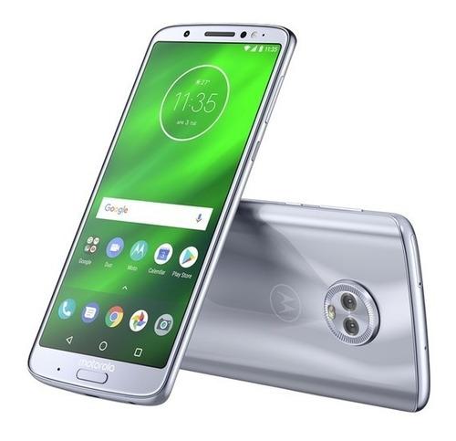 Celular Motorola Moto G6 Plus 64gb Original + Envío Gratis