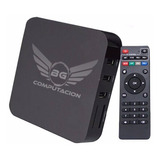 Convertidor Smart Tv Box Convertir Tv Android 7 8gb 4k