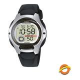 Reloj Casio Lw-200 Digital Sumergible Wr50 Pila 10 Años