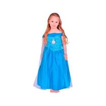 Disfraz Frozen Elsa Val 7894 7895 7896