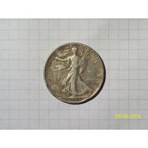 Estados Unidos 1/2 Dólar Plata 1943 12,5 Gr
