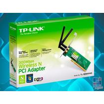 Placa De Red Wifi Pci Tp-link Tl-wn851nd 2 Anten Berazategui