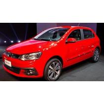 Volkswagen Gol Trend 1.6 Trendline Nueva Linea 2017