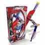 Juego De Tiro Al Blanco Arco Y Flecha Ventosas Avengers Sipi