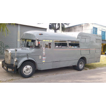 Vendo Micro Mercedez Benz Mod 1969 40.000kms