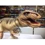 Tiranosaurio Dinosaurio De Juguete Gigante La Plata Video!!