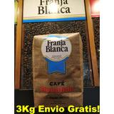 Oferta Café Franja Blanca  X 1kg - Bonafide Oficial