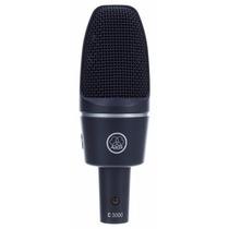 Akg C3000 Micrófono Condenser Profesional Audiomasmusica