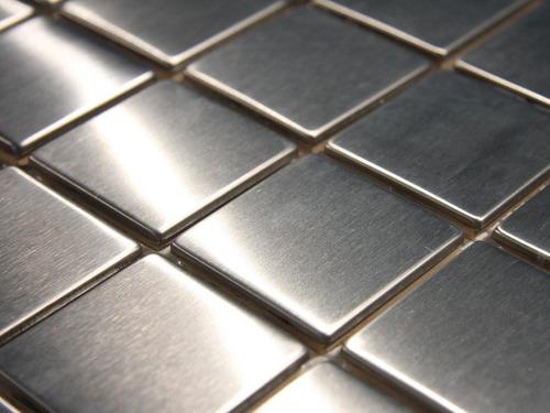 Venecitas guardas azulejos vidrio acero inoxidable - Planchas de acero inoxidable precios ...