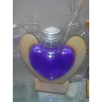Envases Corazón Ideal Souvenir Perfumes Esencias