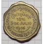 Medalla Centenario 1916 Nogoya Entre Rios 10 Grms