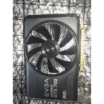 Gpu Evga Geforce Gtx 750 (leer Descripcion)