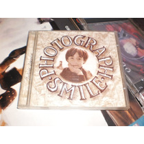 Julian Lennon Photograph Smile C.d Beatles Usa Como Nuevo