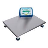 Bascula Electronica Systel Nexa 150kg Conexión A Pc Impresor