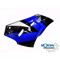 Carenado Derecho Azul Mondial Rd 200 K Original