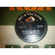 Los Iracundos - Disco Simple - 7 Pulg