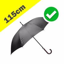 Paraguas Ejecutivo Automático 8 Gajos Reforzado Grande 115cm