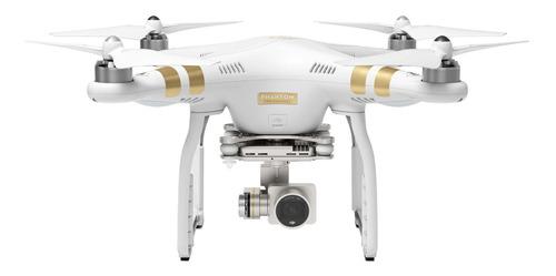 Drone Dji Phantom 3 Professional Con Cámara 4k White/gold