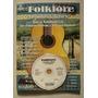 Método De Guitarra Folklore-40 Solos Y Bases-sullivan Romero