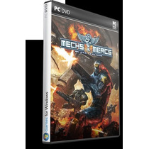 Mechs & Mercs: Black Talons (español) (pc-game)