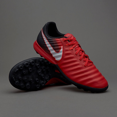 73232d033 Botines Nike Tiempox Finale Tf Futbol 5 Papi Cuero