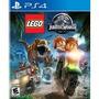 Lego Jurassic World - Playstation 4 Nuevos Fisicos Sellados!