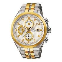 Reloj Casio Edifice 556sg-7av - Exclusivo!!