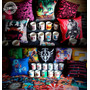 Almohadones Premium Cine Series Games Full Color Print Army