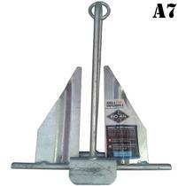 Ancla Imperdible A7 Galvanizada Embarcaciones 4,5 A 5,7mts