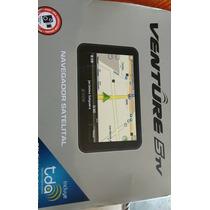 Gps X-view Navigator Venture 5 Con Tv