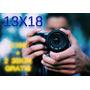 Revelado De Impresion X100 De Fotos Digitales 13x18 Cm $300