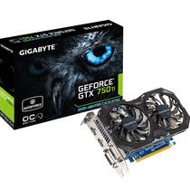 Video Geforce Nvidia Gtx 750ti 2gb Ddr5 Hdmi Dvi 12 Cuotas