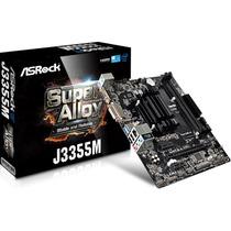 Motherboard Asrock Intel J3355m Dual Core 2.5 Ghz Hdmi Ddr3