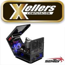 Gabinete Sentey Block Pro M-atx Mini Itx Gamer Usb 3.0