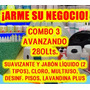 Revenda Productos De Limpieza!! - Combo 3 Espumita 280lts!!
