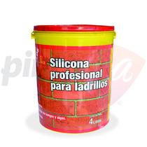 Sikaguard Ladrillos Silicona Impermeabilizante 4 Lts. Sika