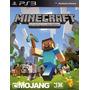 Minecraft Ps3 | Digital Original | Playstation 3 Oferta !!