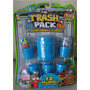 The Trash Pack De 6 Tachos Y 12 Figuras Serie 3