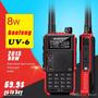 Baofeng Uv6 Handies Libre Uhf Vhf 8w 2015