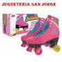 Patines Prof Julieta Tipo Soy Luna 32 / 34 / 36 /38 Cariñito