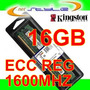 Kingston 16gb 1600mhz Ecc Reg 240pin P/server