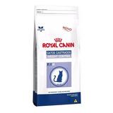 Alimento Royal Canin Veterinary Care Nutrition Feline Gatos Castrados Weight Control Gato Adulto 12kg