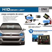 Luces Kit Xenon H1 H3 H7 H11 9006 Int 6000/8000/10000k